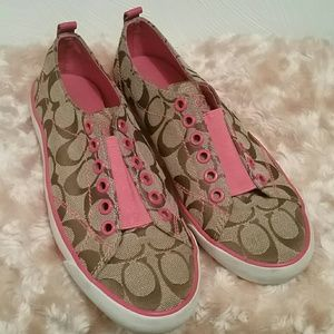 COACH Slip On Sneakers size 7